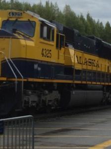 Hurricane Turn Train engine