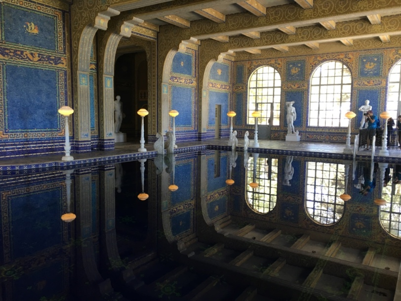 Far end of Roman Pool